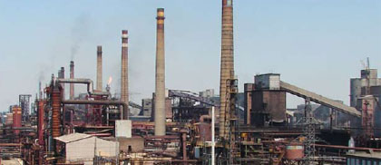 Coke oven gas processing